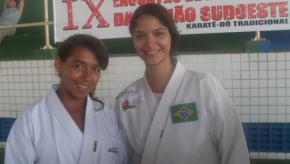 IX Encontro de Karatecas da Região Sudoeste