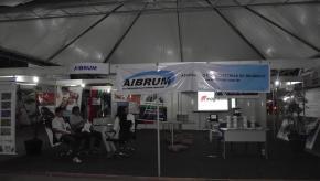 FENB 2012 - A AIBRUM marcou presença!